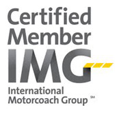 Proud Member of the International Motor Coach Group (IMG)